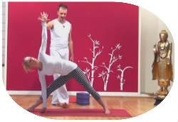 Yoga-DVD für Anfänger