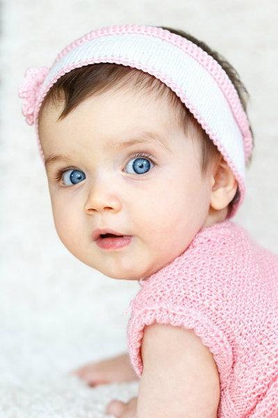 baby kleid gestrickt 1 564