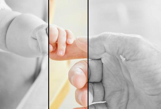 baby opa hand beruehrung 564