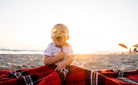 Baby Sommeraustattung