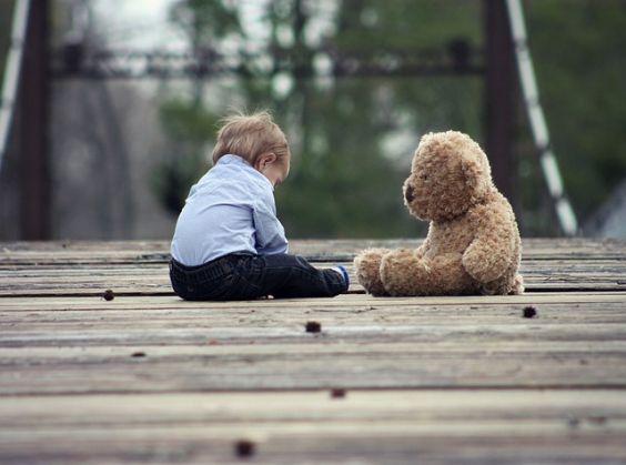 baby teddy bruecke natur 564