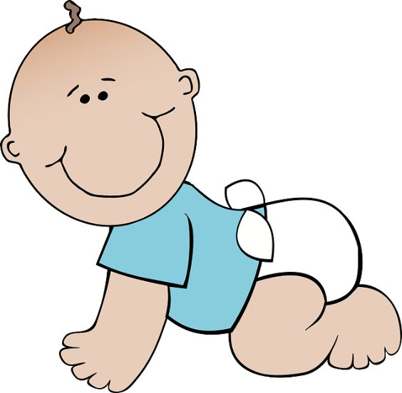baby windel illu grinsen 56