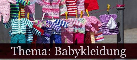 babykleidung thema 250