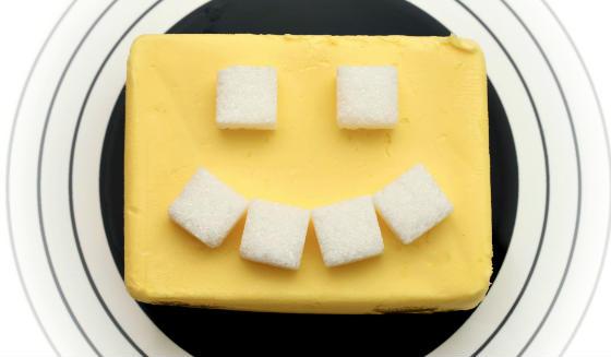 butter lachen 564