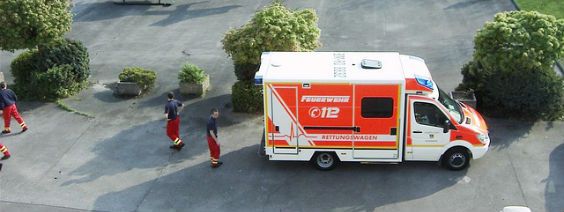 rettungswagen 112 564