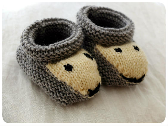 babyschuhe ratgeber gr entabelle selber stricken und h keln. Black Bedroom Furniture Sets. Home Design Ideas