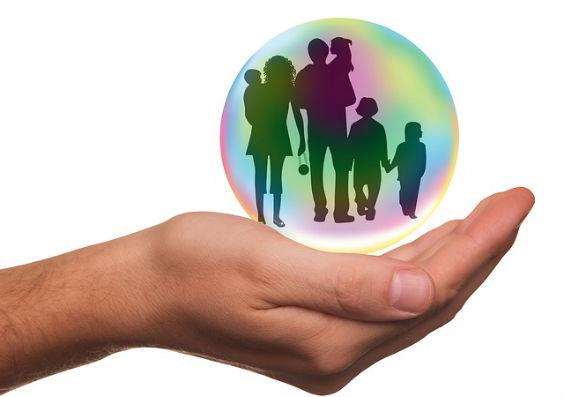 versicherung schutz familie tt 564