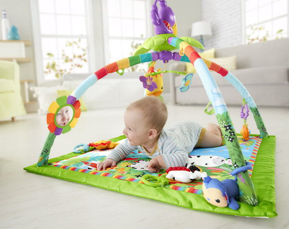 1 Fisher Price Rainforest E