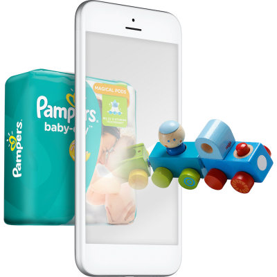 1 Pampers Club App 400