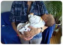 Ein Baby kann schlafen lernen - Regelmäßigkeit ist das Zauberwort