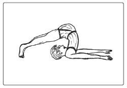Baby-Yoga sollte entspannt angegangen werden - niemals bei den Übungen übertreiben!