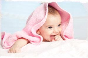 Schwimmen mit Baby macht Laune