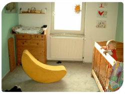 Babymöbel können auch selbst gebaut werden