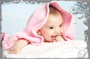 Ein Babytagebuch bietet viel Raum für kreative Gestaltung