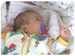 Die Zeit der Babywiege ist süß, aber kurz