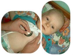 Dreimonatskoliken sind eine große Belastung für Eltern und Kind