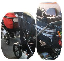 Kinderwagen Kauf - darauf achten