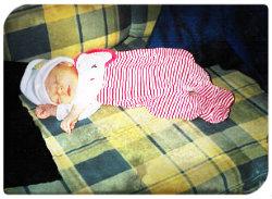 Koliken beim Baby belasten Eltern und Kind