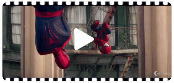 video spiderman 564